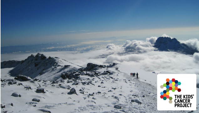 CONQUER KILIMANJARO IN SUPPORT OF KIDS CANCER!