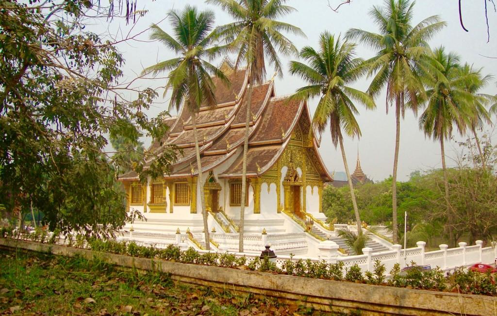 Vat Mai Souwannaphhummaham, Luang Prabang Laos.