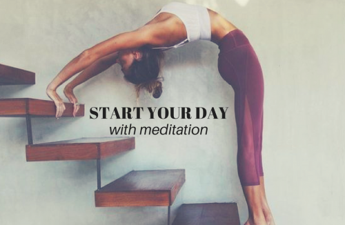 start your day