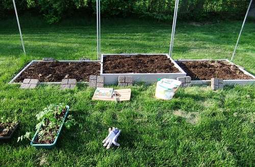 Garden Plot example