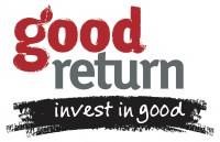 Good Return Brand Lock-up large