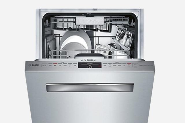 energy efficient dishwasher