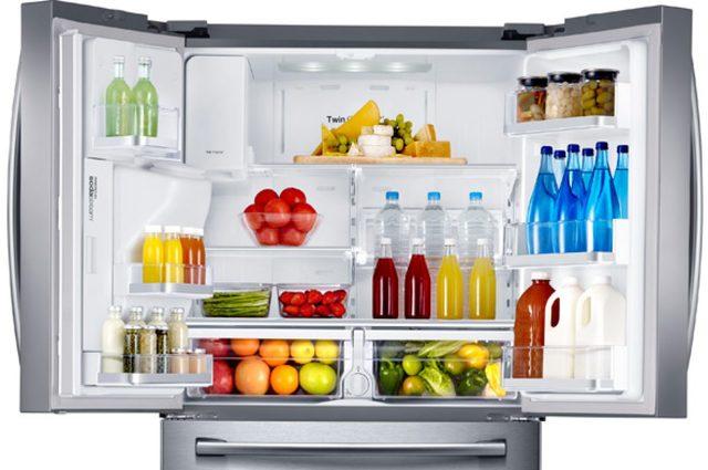 energy efficient fridge