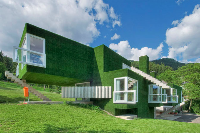 8 Advantages of Green Architecture