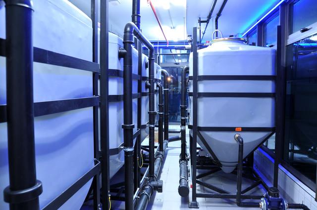 hotel rainwater recycling