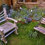 recycled garden furniture chairs_1