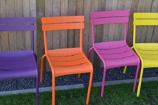 recycled garden furniture plastic
