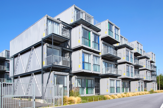 Six Of The Coolest Shipping Container Hotels From Around The World