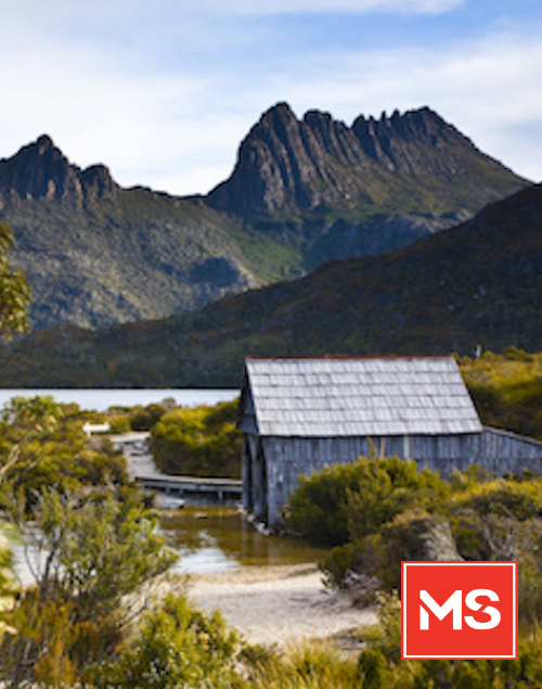 Conquer Cradle Mountain to Beat MS