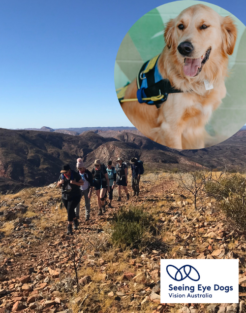 Seeing Eye Dogs Outback Adventure