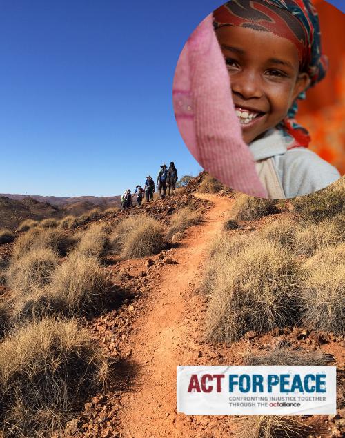 Trek for Refugees