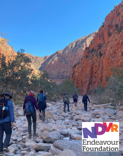 Endeavour Foundation's Larapinta Adventure